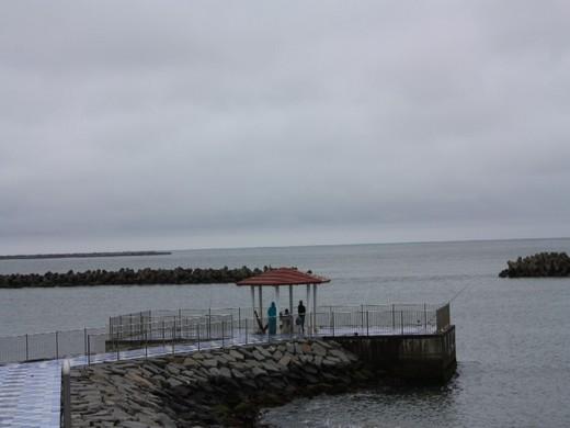 雨の相馬港2