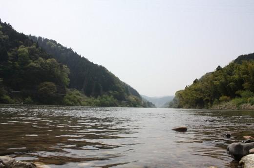 水のある風景は気持ち良い・・・