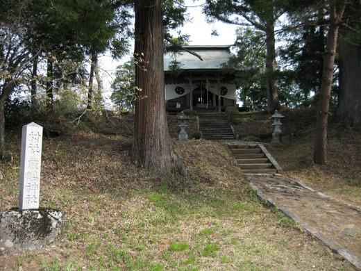 厳嶋神社(通称:弁財天)